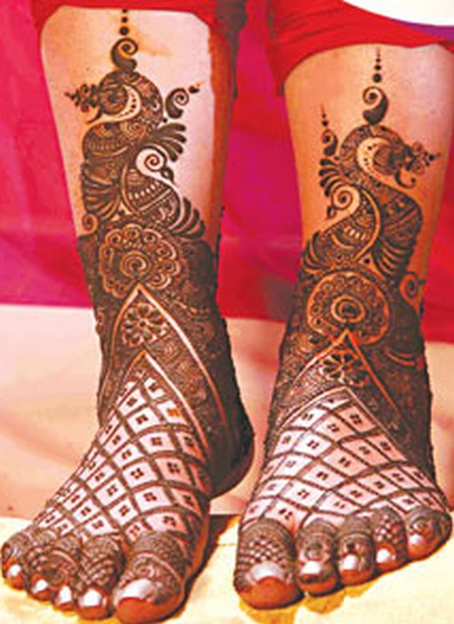 Leg Mehndi Wallpaper : Hd wallpapers mehndi dezine