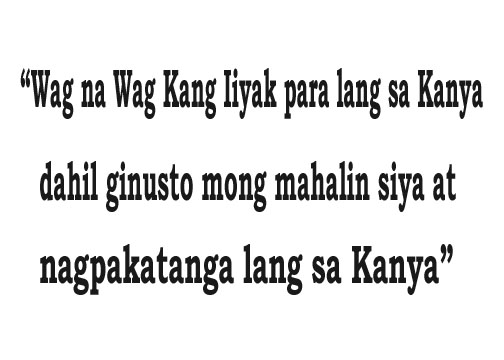 Sad Quotes About Love And Life And Pain Tagalog : New Tagalog Sad Love Quotes. QuotesGram