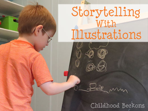 Illustrating for storytelling