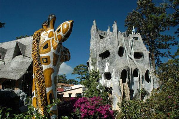 Rumah Peristirahatan Hang Nga atau Rumah Gila (Vietnam)