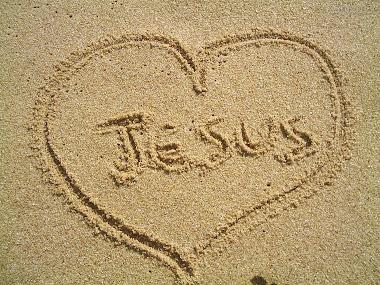 """"""" Jesus """""""