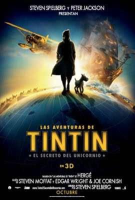 descargar Las aventuras de Tintín: El secreto del Unicornio – DVDRIP LATINO