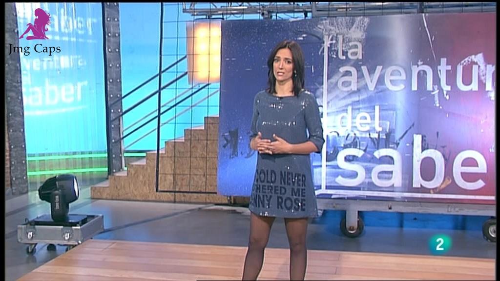 MARIA JOSE GARCIA, LA AVENTURA DEL SABER (21.11.15)