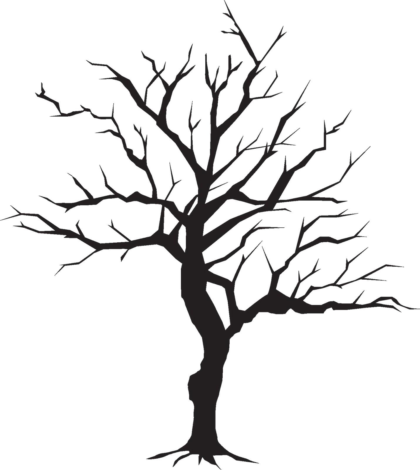 L 39 arbre empreinte plume ruban - Dessin arbre nu ...