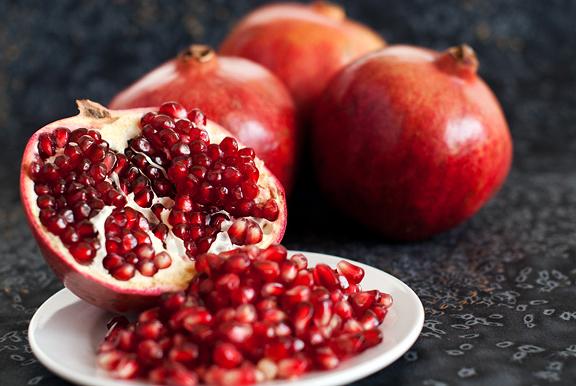 Pomegranate Chocolate Dessert Recipe — Dishmaps