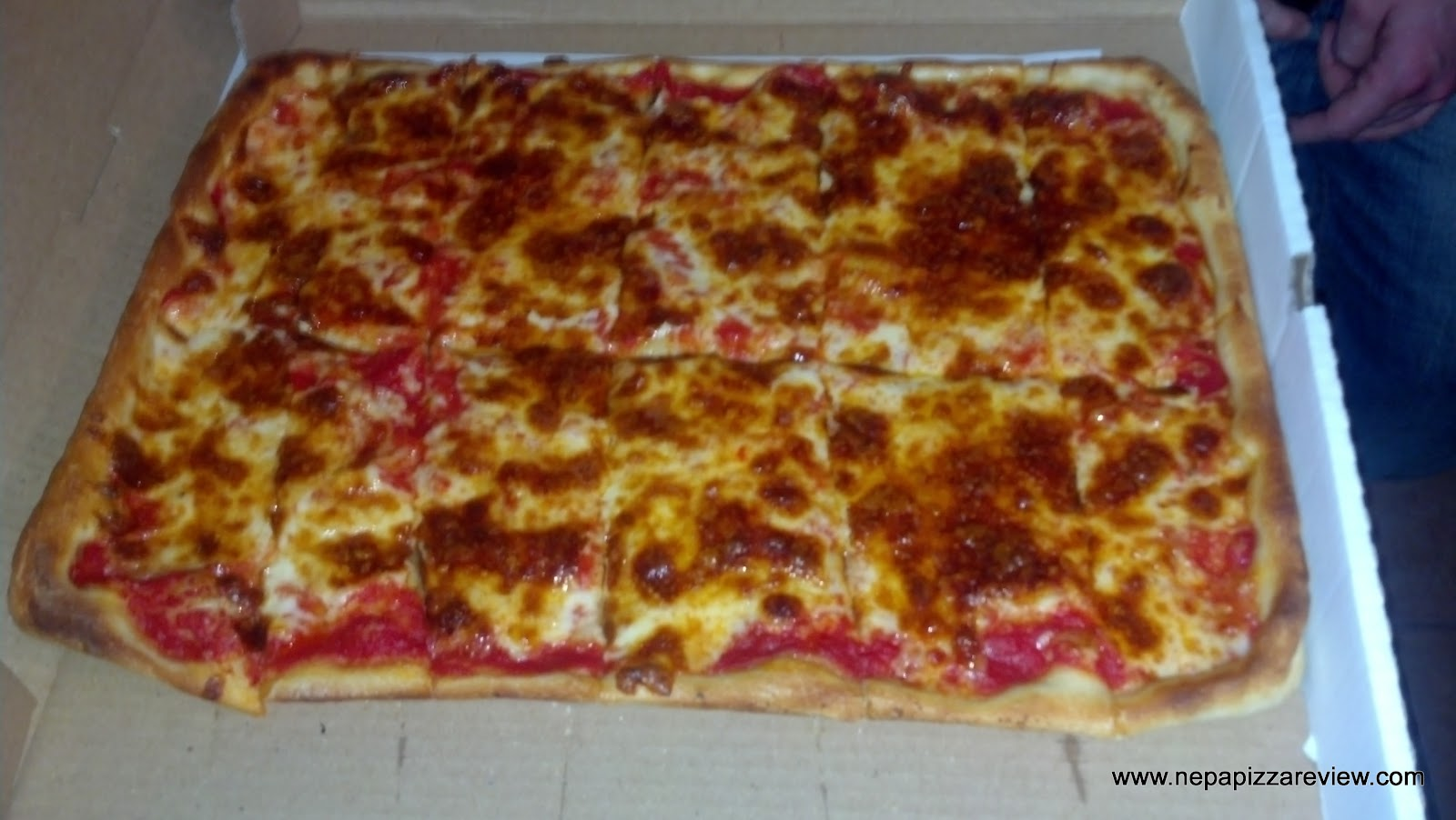 Napoli\'s Pizza - Pittston, Pa | NEPA Pizza Review
