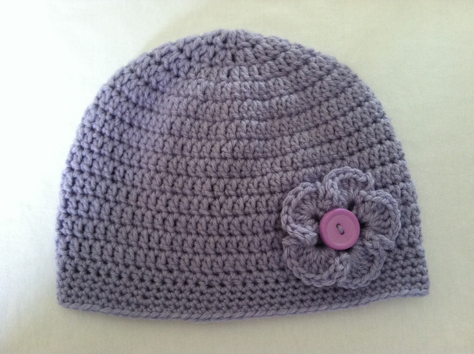 Free Crochet Pattern For Chemo Cap Original Patterns