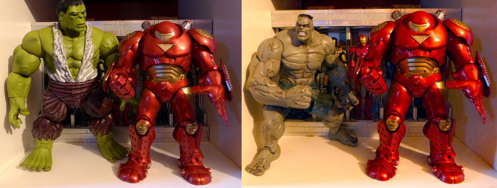 Customtecture: Marvel Select Hulkbuster Review