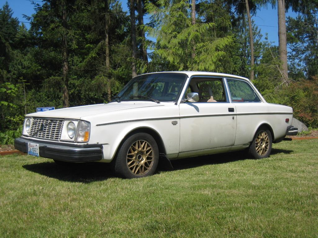 Daily Turismo: 5k: 1978 Volvo 242 California Special ...