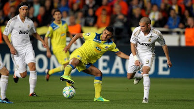 Apoel Real Madrid 0-3 highlights sky