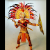 PH candidate Neil Perez wears Dinagyang-inspired costume in Mister International competition