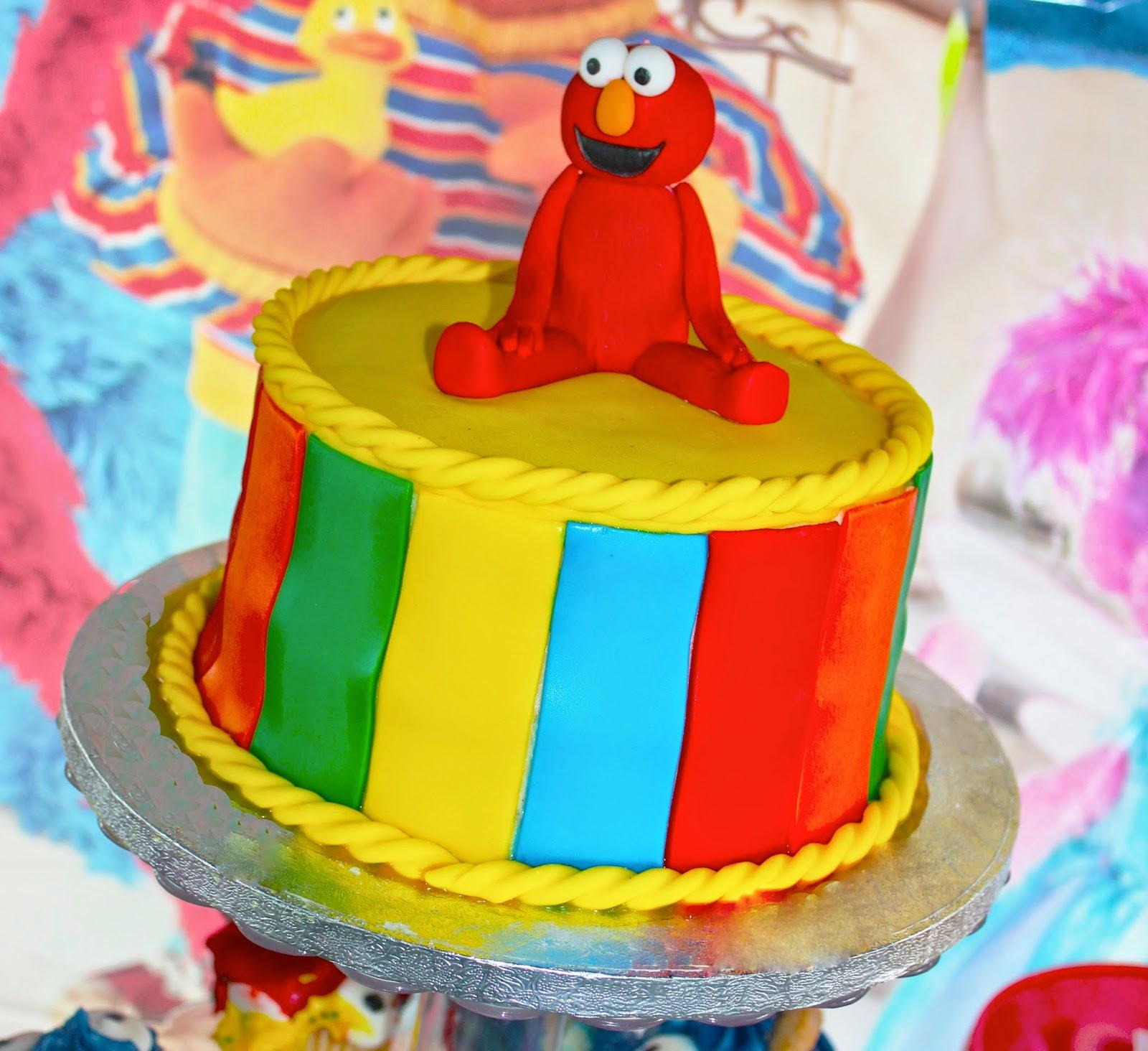 Sesame Street Party Kroma Design Studio
