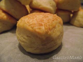sajtos pogácsa recept