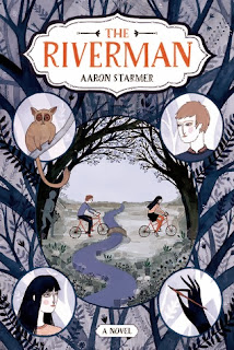 The Riverman book cover Aaron Starmer