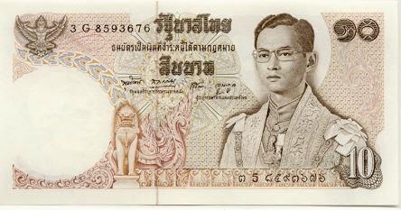 Keine 100000 Mehr Für 10 Baht Münze