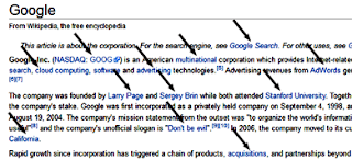 internal backlink example seo