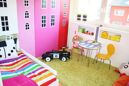 Dormitorios cuartos recamaras habitaciones perfectas for Cuartos para nina de 4 anos
