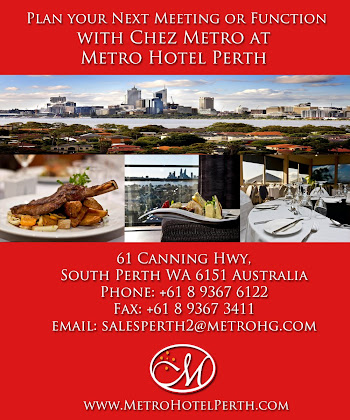 Metro Hotel Perth Meetings & Events