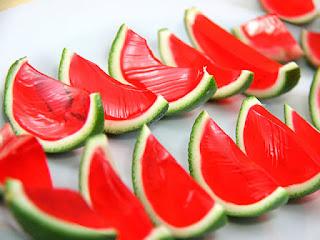 Watermelon Jelly (Thạch Dưa Hấu) 1