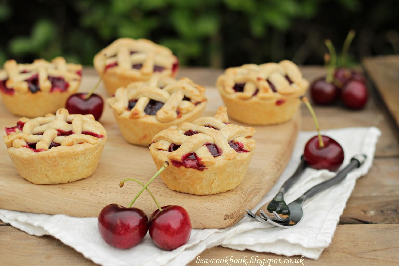 Mini Cherry Pie Recipe Mini cherry pies