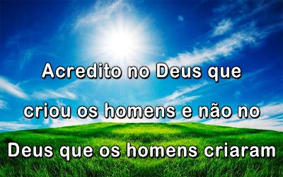 Mensagens de Fé em Jesus Cristo