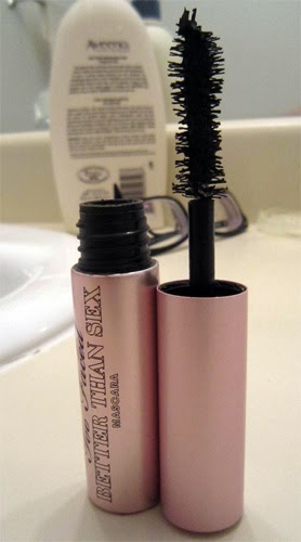 Two faced better than sex mascara
