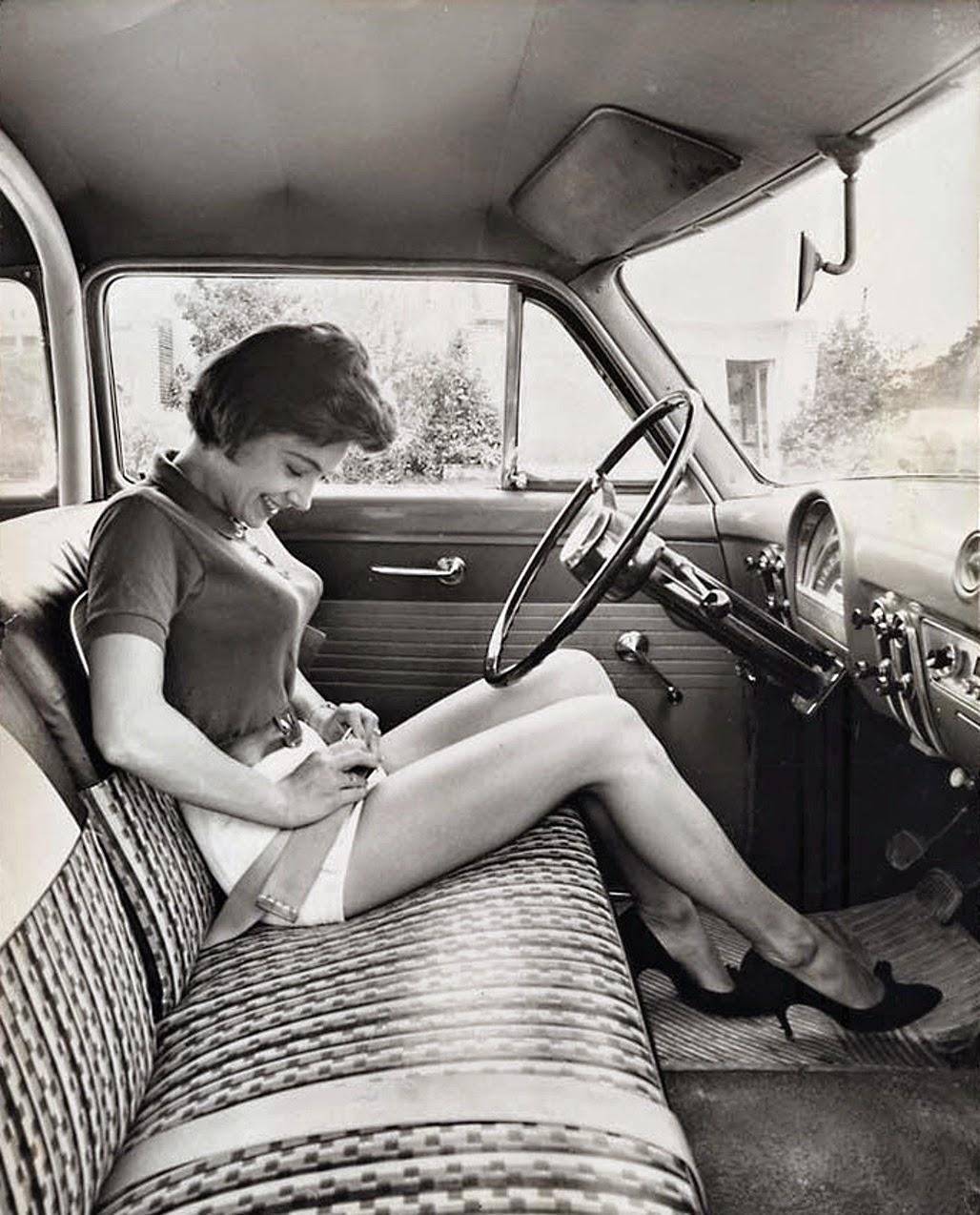 Early Car Seat Belt