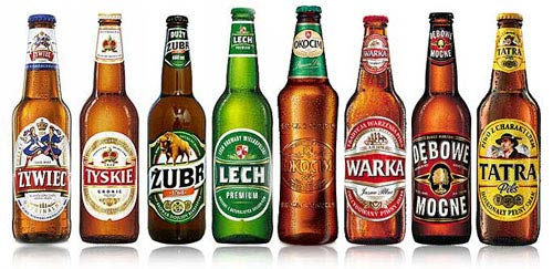 Country that Drinks the Fifth Most Beer - Poland