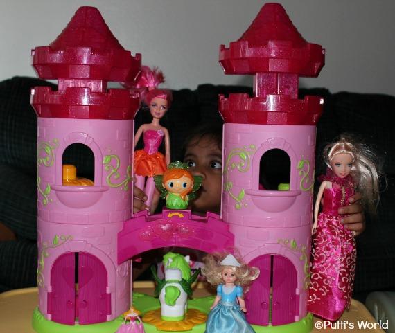 Mega Bloks Lil Princess