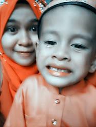 ME WITH DAYAT :)