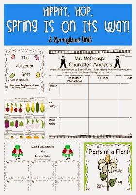 http://www.teacherspayteachers.com/Product/Hippity-Hop-Spring-Is-On-Its-Way-A-Springtime-Unit-228194