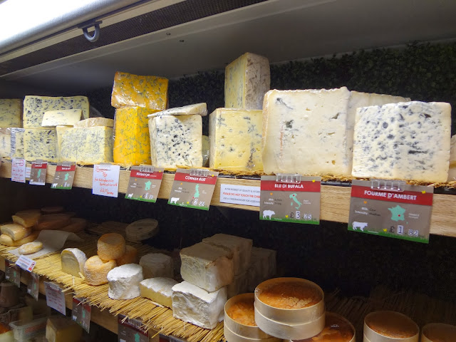 cheese on Eating London Food Tour Review