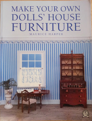 Make Your Own Dollu0027s House Furnitures,Maurice HARPER,Livre,Miniature