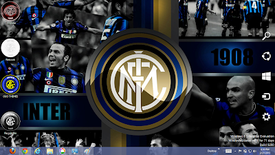 2013 Inter Milan Fc Desktop Theme