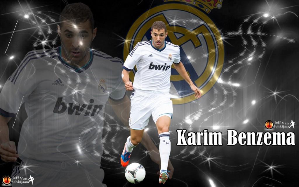 Benzema Real Madrid 2013