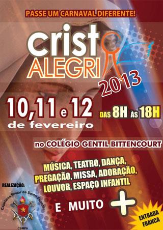cristo alegria 2013