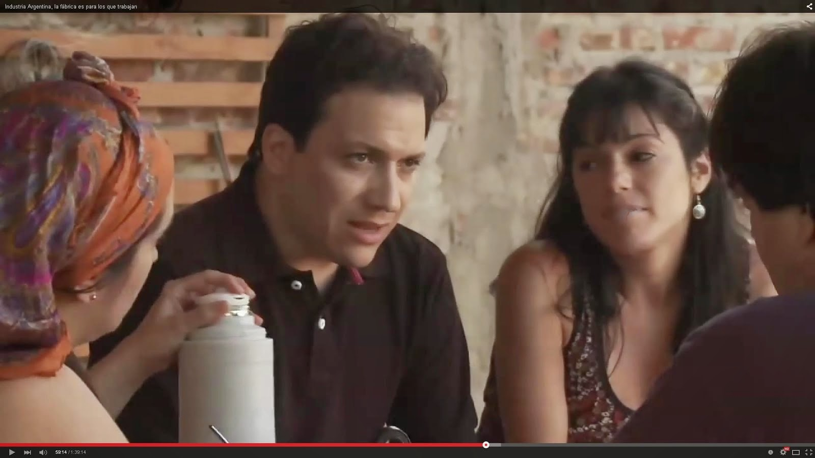 Industria Argentina ( largometraje )