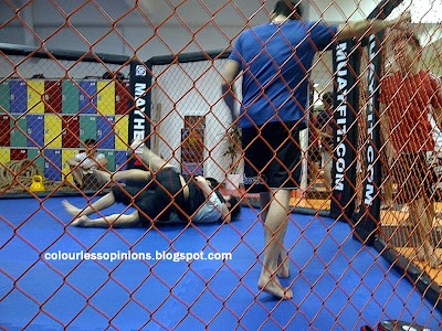 Muay Fit MMA Mixed Martial Arts Class with Pete Pistol Davis