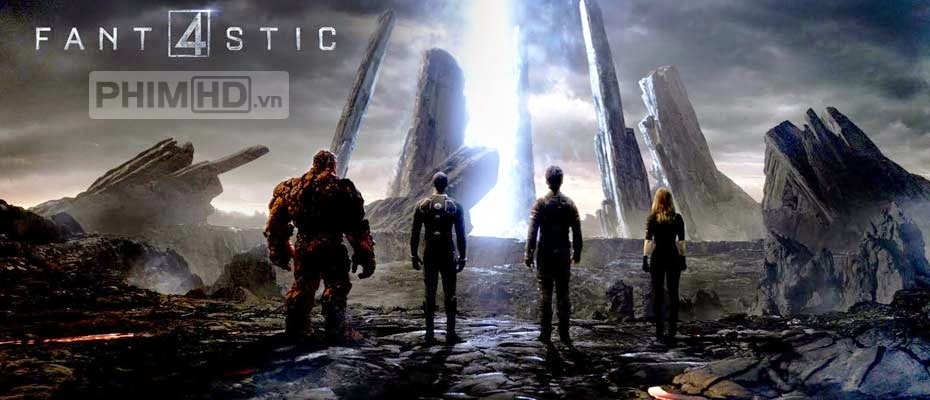 Bộ Tứ Siêu Đẳng - Fantastic Four - 2015