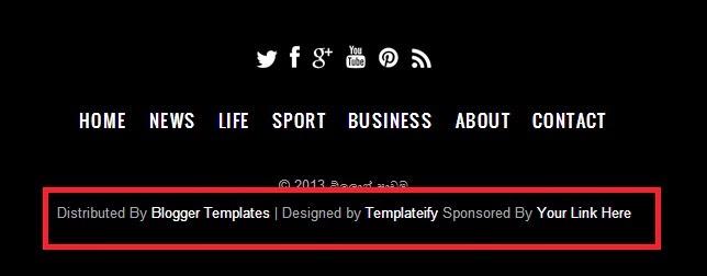 Edit Footer in the Blog Template  ## බ්ලොග් ටෙම්පුව අපේම කරගනිමු.....** Blogging lesson - #11 (අපිටම කියලා බ්ලොගයක් හදා ගමු - කොටස 11)