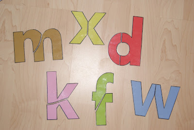 Free Printable Alphabet Jigsaw