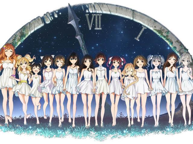 The iDOLM@STER Cinderella Girls 2nd Season Anime