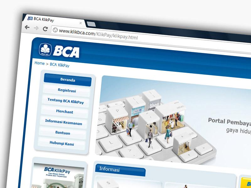 Cara Daftar Internet Banking BCA | Klik BCA | Aldio Blog