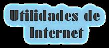 Utilidades de Internet