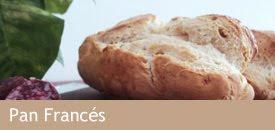 Pan Francés libre de gluten