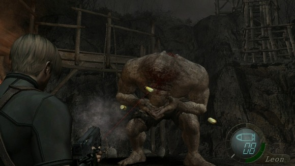 resident evil 4 pc game screenshot 2 Resident Evil 4 (PC/MulTi5/ISO) RePack