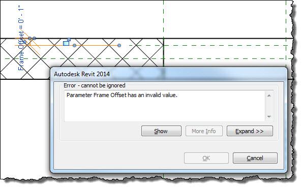 Revit OpEd: Window or Door Frame Positioning