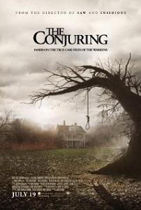 Poster original de Expediente Warren: The Conjuring
