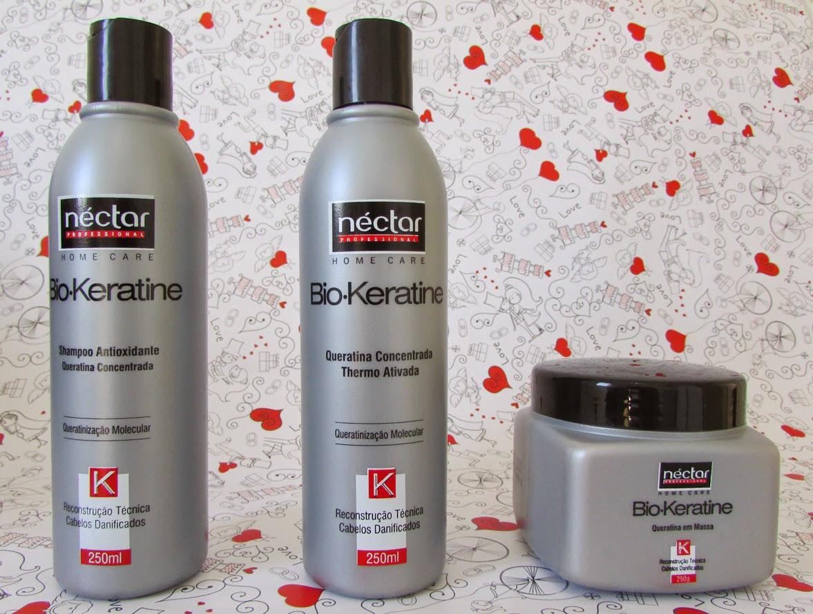Resenha, Kit Capilar, Bio.Keratine, Néctar do Brasil
