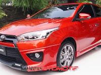 Harga dan Spesifikasi Mobil All New Yaris Terbaru